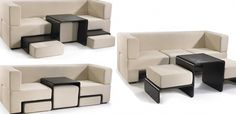Modular Slot Sofa – Good Idea for Small Spaces   Ideas for Home Garden Bedroom Kitchen - HomeIdeasMag.com