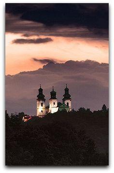 Bielany, Cracow https://www.flickr.com/photos/piotrjanas/2654064122/in/faves-jerzyw/