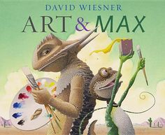 Amazing book to teach and review art concepts.