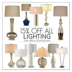 """""""15% OFF LIGHTING"""" by kathykuohome ❤ liked on Polyvore featuring interior, interiors, interior design, home, home decor, interior decorating, Bourne and Hera"""
