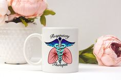 Respiratory Therapist  Coffee Mug 11oz - RT Coffee Mug