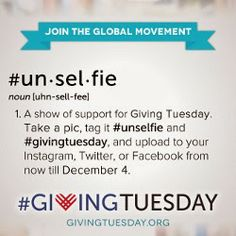 The Dragyn's Lair: Get into #GivingTuesday!