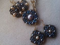 Gipsy earrings! - YouTube