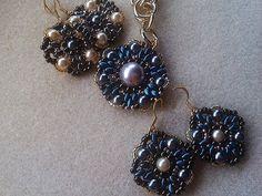 Gipsy earrings! - YouTube