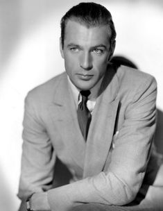 Gary Cooper Hundreds of full-length films were produced during the decade of the Needless to say, it was a star-studded decade. We've gathered a list of the Hollywood Stars, Old Hollywood Actors, Classic Hollywood, Gary Cooper, 1950s Movie Stars, Old Movie Stars, Ryan O'neal, James Cagney, Mickey Rourke
