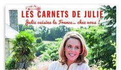Les Carnets de Julie.- Chef Julie Andrieu