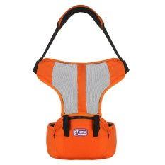 Fashion Baby Slings Baby carriers shoulders backpack (Orange)