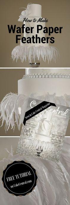 Originally featured in Cake Central Magazine (Volume 5, Issue 3), Juanita Tobin's (Cake Central user...