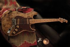 This is one of my custom strat builds I did a couple of years ago wa sold to nashville and a featured guitar on Reverb.com. If you'd like me to build you a custom guitar let me know and I'll work out a plan for what you'd like. I currently have an old black les paul body and a vintage mahoghany neck and rosewood fretboard to go with it and a vintage strat body with a maple neck and rosewood fretboard to go with it. Can do anything you like!