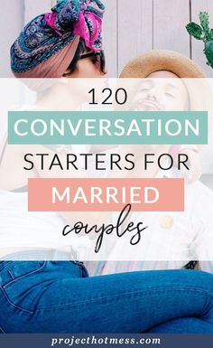 Communication in marriage is so important, but it doesn't have to be hard. In fact, it can be easy and fun! Here are 120 conversation starters for married couples to help keep the communication easy and strong in your marriage! First Year Of Marriage, Marriage Help, Marriage Relationship, Happy Marriage, Marriage Advice, Love And Marriage, Relationships Are Hard, Christian Relationships, How To Improve Relationship