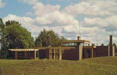 Selected Works: Sverre Fehn   The Pritzker Architecture Prize