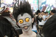 Creepiest Death Note Cosplay