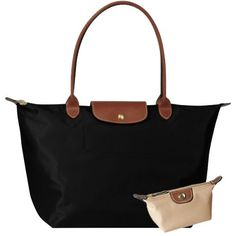 Discount Longchamp bag black \u0026amp; white wallet : longchamp outlet, your description