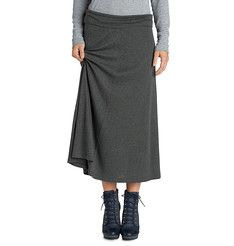 Ribellyun Long Skirt - Women's Organic Cotton and Tencel Long Skirt SEE WEBSITE FOR GREAT INFO ON MANUFACTURING POLICIES REGARDING HUMAN RIGHTS AND SUSTAINABILITY