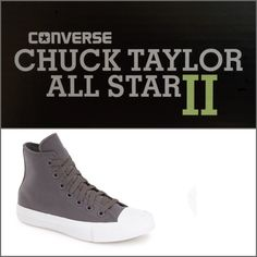 Chuck taylor, all star 2, hightops, grey, 8, nwob Have u tried the redesigned chucks? Introducing, converse all-star hightops 2 in grey, womens, size 8m. Made with lunarlon, for added support. nwob. no trades Converse Shoes Sneakers