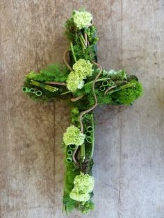 Grouped Textured Cross Funeral Tribute, Love You ! Casket Flowers, Grave Flowers, Church Flowers, Funeral Flowers, Funeral Floral Arrangements, Flower Arrangements, Funeral Sprays, Funeral Tributes, Memorial Flowers