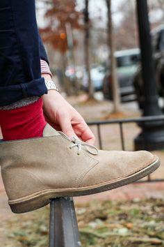 Proper Kid Problems | Clarks Originals Desert Boots