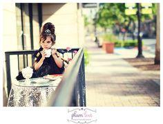Breakfast at Tiffany's Birthday Photoshoot by Plum Love Photography