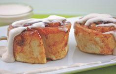 Delight Gluten Free Magazine | Recipes - Apple Cider Cinnamon Buns