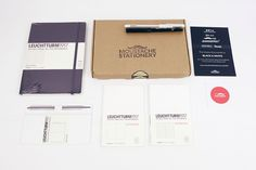 Moustache Stationery | Cratejoy Subscription Box Marketplace