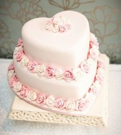 Serendipity Cake Company cake designer in Letchworth Hertfordshire, specialising in luxury bespoke wedding cakes and celebration cakes for all occasions. Cool Wedding Cakes, Beautiful Wedding Cakes, Wedding Cake Designs, Beautiful Cakes, Heart Shaped Wedding Cakes, Heart Shaped Cakes, Heart Cakes, Heart Shaped Birthday Cake, Cake Shapes