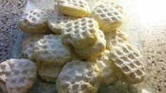 Kekse aus dem Waffeleisen