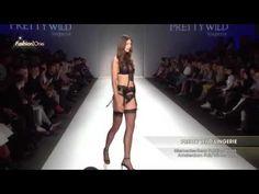 PRETTY WILD LINGERIE  Mercedes Benz Fashion Week