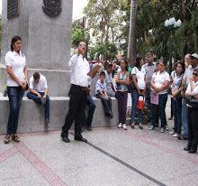 TREMENDO DISCURSO CON LOS DOCENTES DE EDUCACIÓN ESPECIAL EN ACARIGUA VENEZUELA