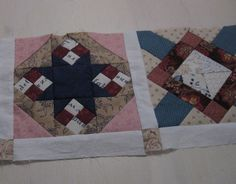 Quiltinspiratie: 1865 Passion Sampler Quilt