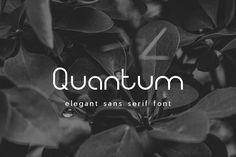 Quantum by Yana Bereziner on @creativemarket