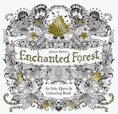 Johanna Basford - Livro para colorir - Floresta encantada, Jardim Secreto (6)