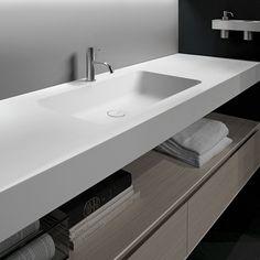 Uberlegen Waschtisch Aus Corian® ARCO By Antonio Lupi Design® Design Nevio Tellatin