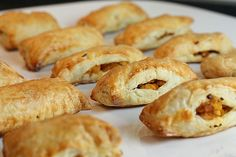 Enjoy a Haitian classic: Chicken Habenero Puffs.  An authentic island snack before dinner!