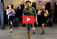 Fit in a kick-ass workout in less than 30 minutes. http://greatist.com/move/home-kickboxing-workout