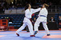 Results France karate Championship kumite, kata 2013
