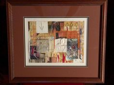 """Exciting Mixed Media Work by Gavin Sewell """"Mustard on the Green"""" - Fantastic! <a class=""""pintag searchlink"""" data-query=""""%23Modernist"""" data-type=""""hashtag"""" href=""""/search/?q=%23Modernist&rs=hashtag"""" rel=""""nofollow"""" title=""""#Modernist search Pinterest"""">#Modernist</a>"""