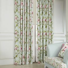 (Two Panels) Michelle Luxury® Country Flower and Leaves Eco friendly Curtain. Get wonderful discounts up to Off at Light in the box using Coupons. Cheap Curtains, Floral Curtains, Drapes Curtains, Buying Wholesale, Blackout Curtains, Window Treatments, Eco Friendly, Projects To Try, Interior Design
