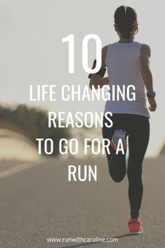 Running has so many physical and mental health benefits. There's no wonder so many people are taking it up each month. Here are 10 reasons to go for a run. Interval Running, Running Workouts, Running Humor, Body Workouts, Running Plan For Beginners, Weight Bearing Exercises, Benefits Of Running, Endurance Workout, Running Club