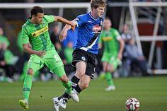 Arminia freut sich im DFB-Pokal-Viertelfinale auf Mönchengladbach +++ Das große Wiedersehen
