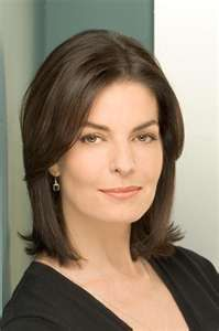 Sela Ward could play the older version of myself...