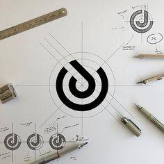 hand logo design logo design process logo ideas creative creating a logo circle logo design how to design a logo