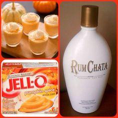 Rumchata Pumpkin Pie Pudding Shots!!   Ridder on 97.3 RadioNOW