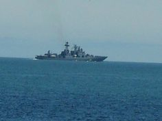 Three Russian Warships Approaching Syria, China Joins the Party