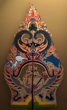 Kayon Wahyu Tumurun Paris Wallpaper, Indonesian Art, Batik Art, Shadow Play, Shadow Puppets, Colour Pallete, Country Art, Calligraphy Art, Illustrations And Posters