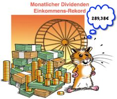 Dividenden Einnahmen November 2015