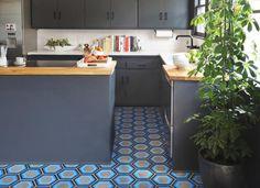 Gorgeous Moroccon tiles from Kismet via @remodelista