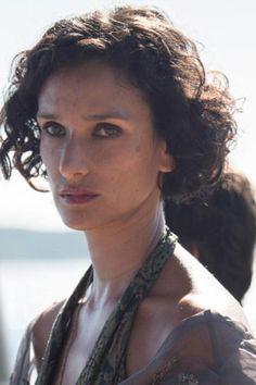 See 43 Game of Thrones Actors Out of Costume -- Indira Varma (Ellaria Sand)