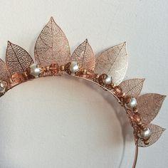 Good leaf crown  Shop via etsy