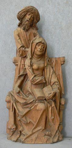 Riemenschneider Maria Cleophae und Alphaeus Stuttgart - Category:Tilman Riemenschneider - Wikimedia Commons