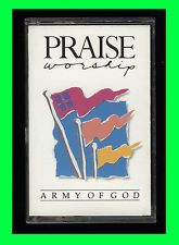 Hosanna Music Worship - Army of God Cassette Tape 1988 Praise Worship